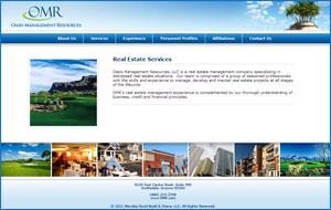 OMR Web Site Design