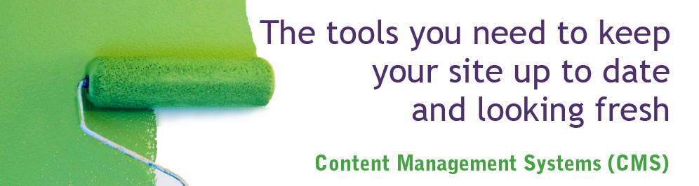 content management systems - CMS